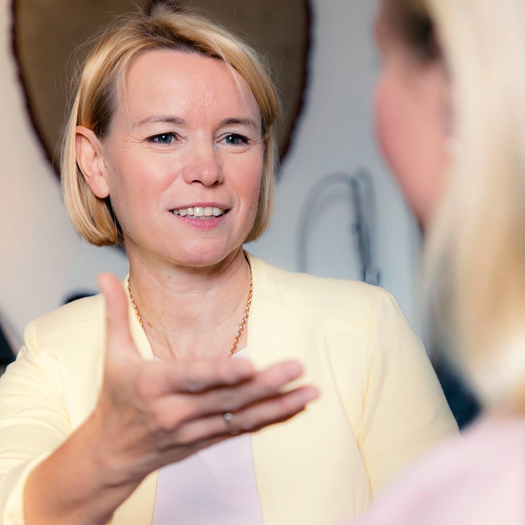 Praxis für Cranio-Sakral-Therapie Essen und Bottrop – Elisabeth Volke