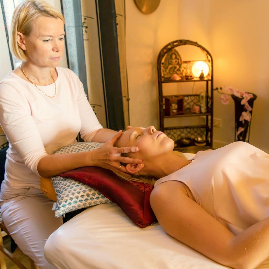 Praxis für Cranio-Sakral-Therapie Essen – Elisabeth Volke