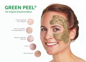 Green-Peeling - Kräuterschälkur